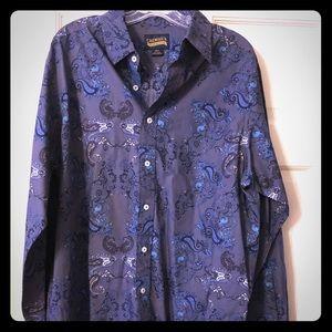 Men's Cremieux shirt.